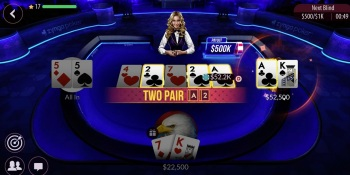 Zynga Poker launches new spin-and-win mode in World Poker Tour tournaments