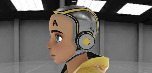Artie's latest demo avatar AI