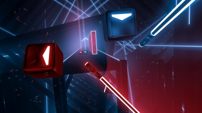 Beat Saber gets 3 Camellia tracks: 'Crystallized,' 'Cycle
