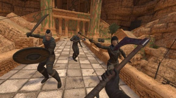 Blade & Sorcery is a gladiator combat game, and it's changing how developers approach physics in VR.