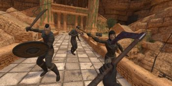 Blade & Sorcery interview: One developer redefines physics for VR melee combat
