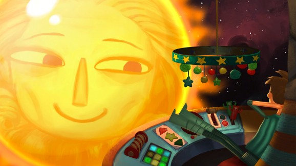 Broken Age was one of the first big gaming success stories on Kickstarter.