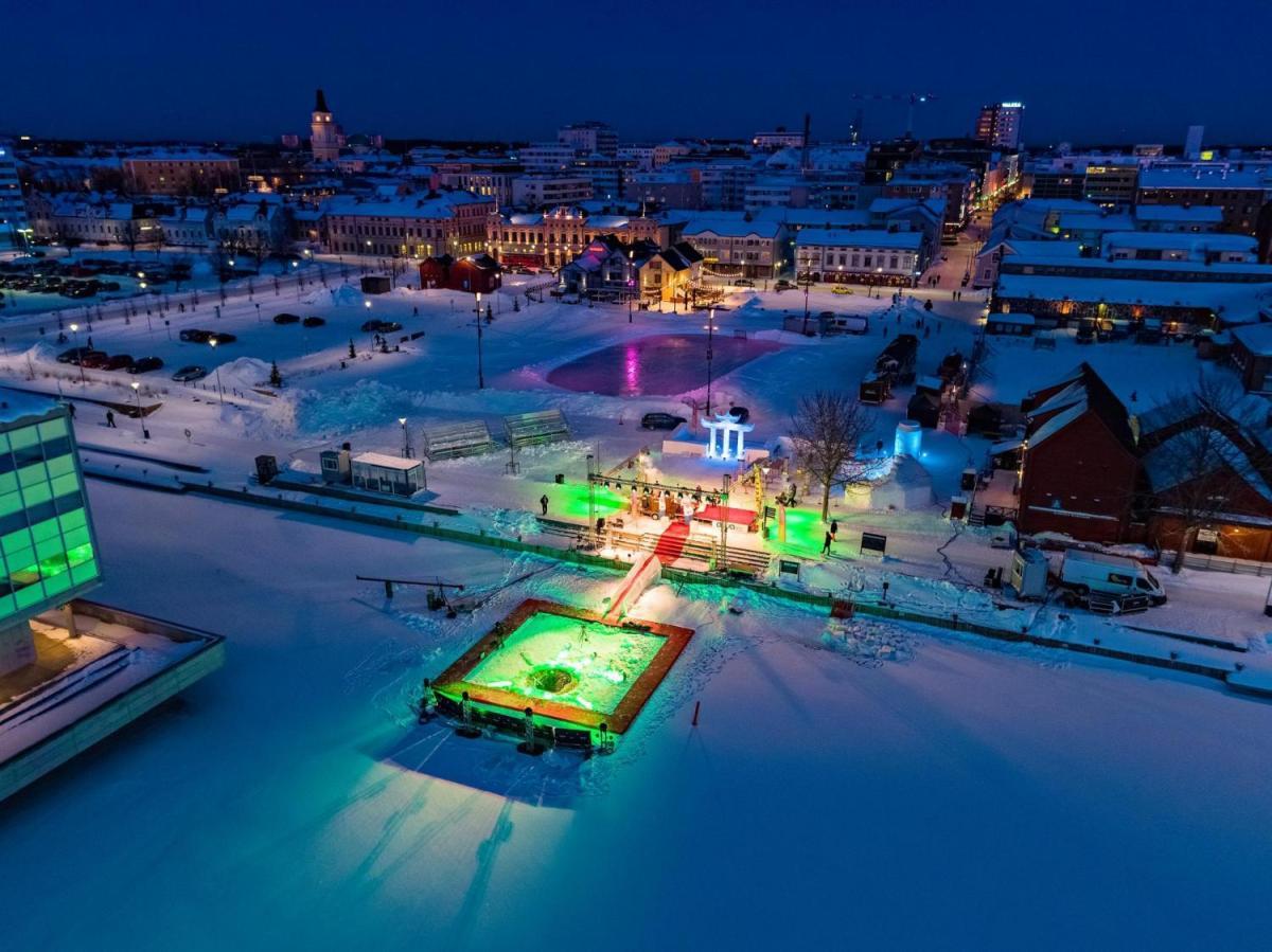 Helsinki Oulu Vr