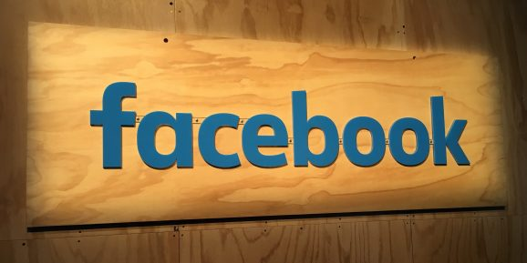 At Facebook's 2016 F8 conference in San Francisco.