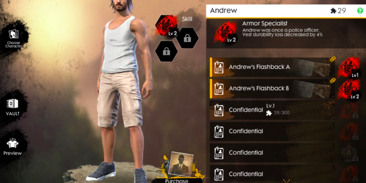 Free Fire is a mobile battle royale