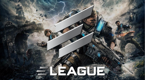 Microsoft teams up with ELEAGUE for Gears of War esports.