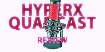 HyperX QuadCast mic review – the best mic for livestreaming