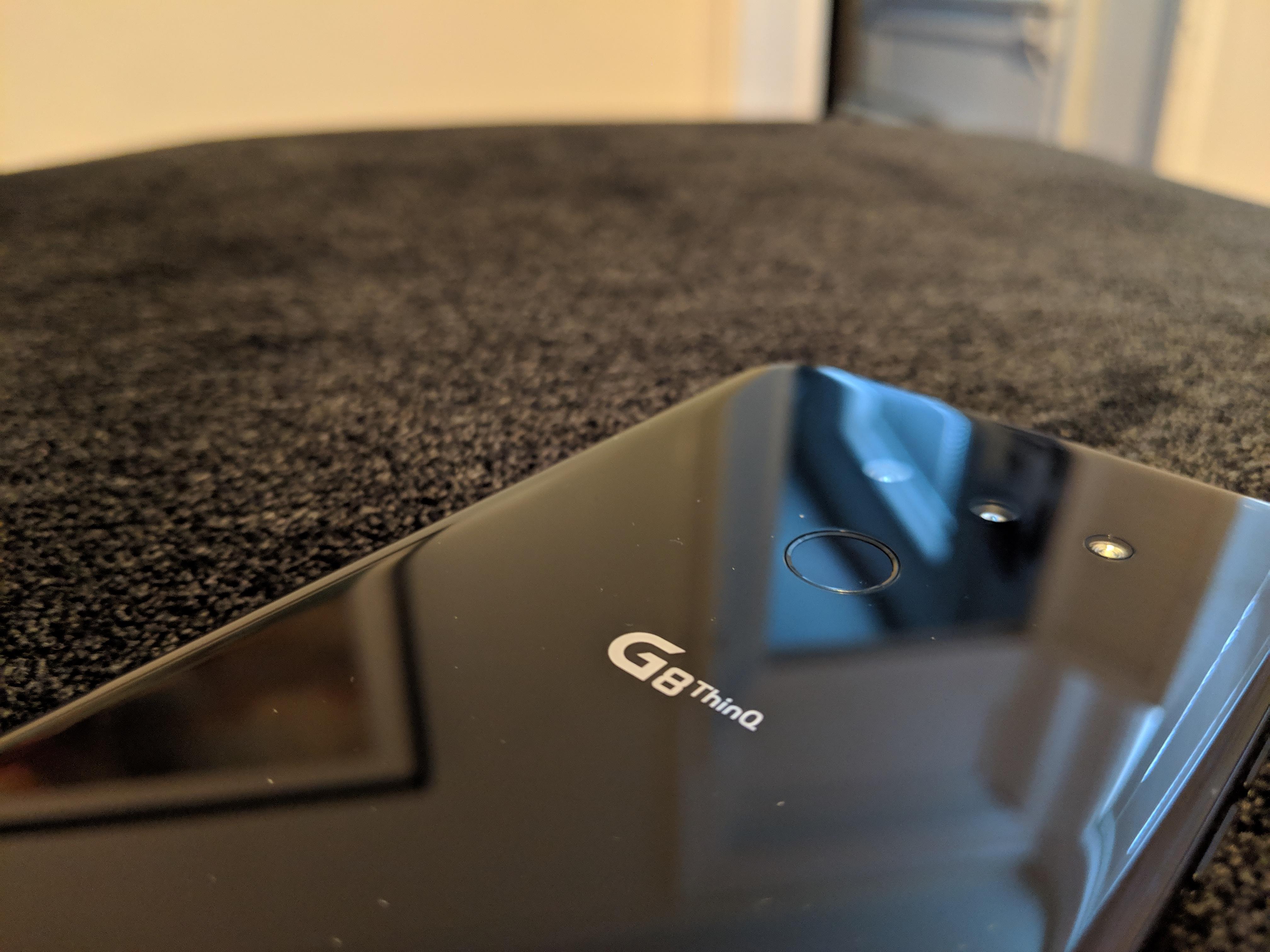 LG G8 ThinQ: Copy-pasta in phone form | VentureBeat