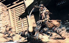 Sekiro is a big hit for From Software and Activision.