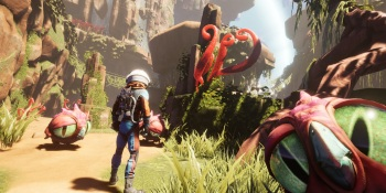 Journey to the Savage Planet is a cheeky sci-fi romp packed with secrets