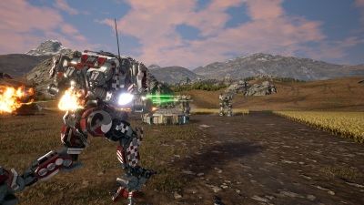 Video: Making MechWarrior 5 is a dream come true for Piranha