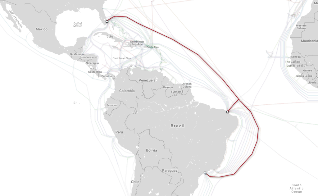 How Google is building its huge subsea cable infrastructure