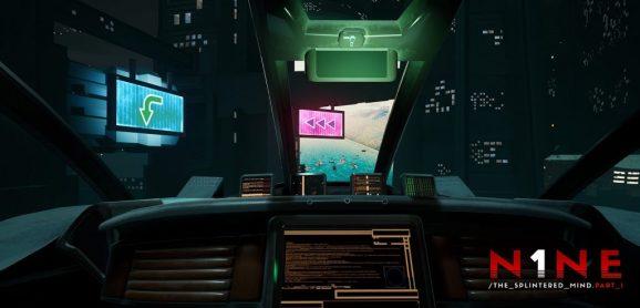 N1NE: The Splintered Mind is a VR take on 'Blade Runner'