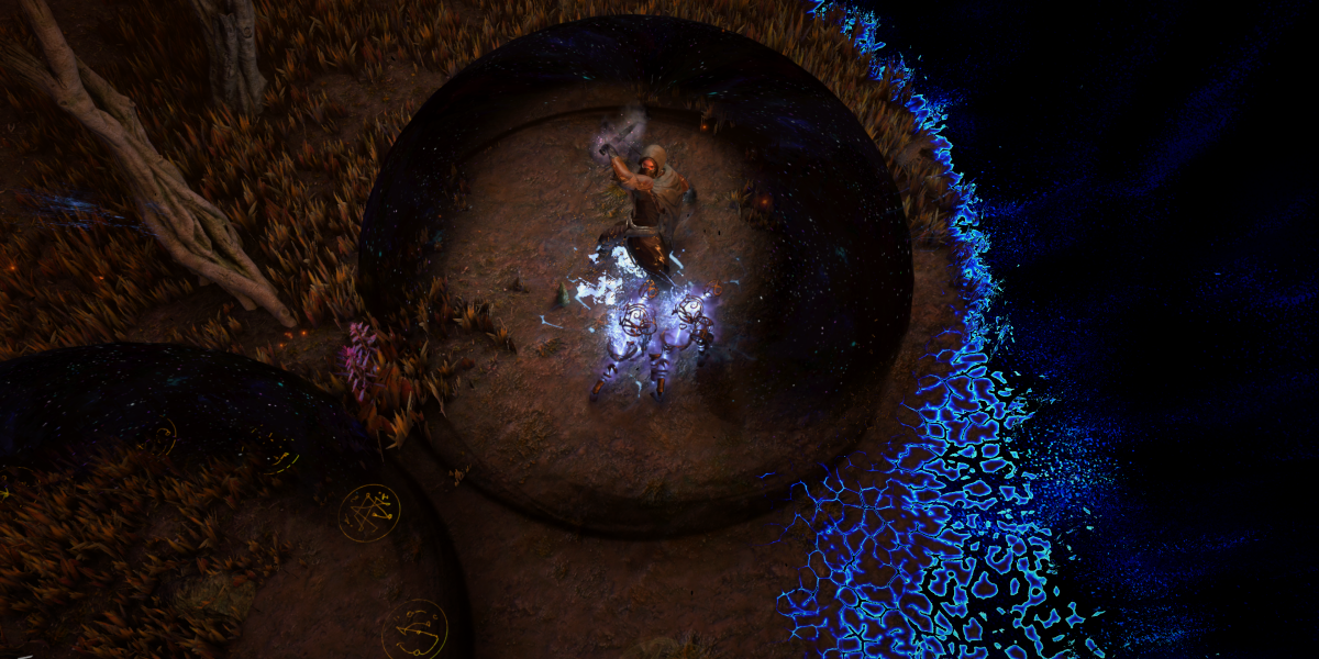 Memory fragments play a key role in Path of Exile's new expansion: Synthesis.