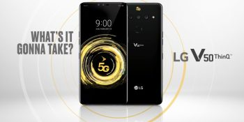 LG says V50 ThinQ 5G will customize AI services using on-device data