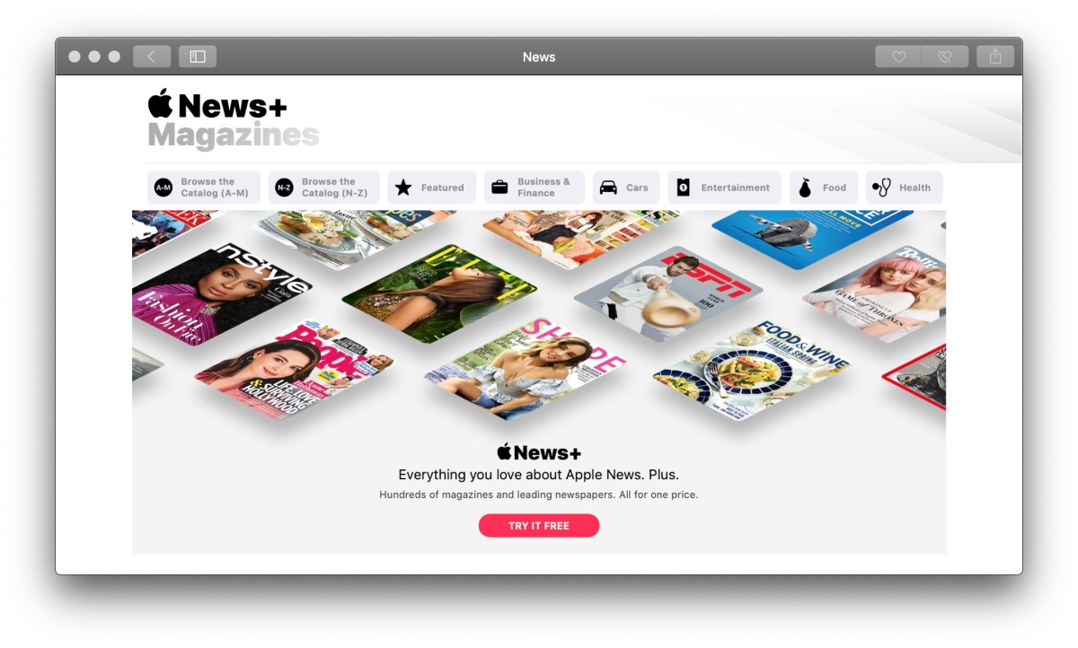 Apple News+ experience reportedly disappoints some early publishers, Next TGP