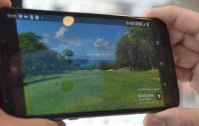 "An actual 5G millimeter wave phone runs on Verizon's ""5G UWB"" network."