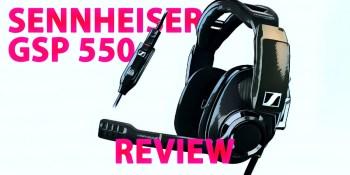 Sennheiser GSP 550 review — Premium sound that's worth the price