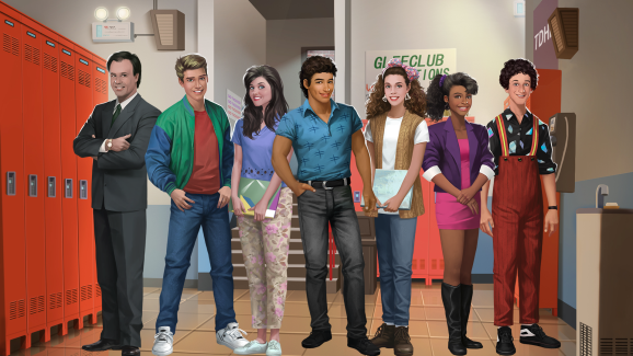NBCUniversal's new mobile game, Series: