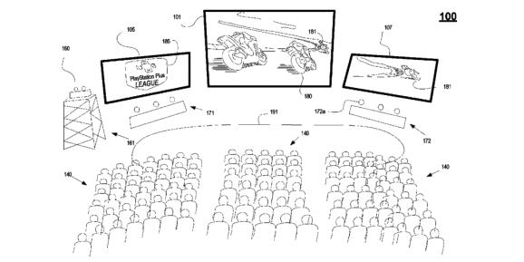 Sony files patent for PSVR esports tournament spectator tech