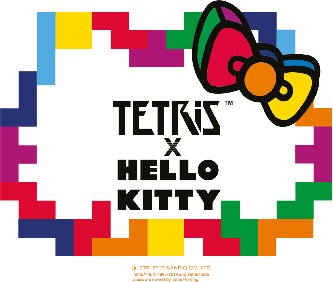 Tetris-Hello Kitty Crossover Might Be the Cutest Tetris Ever