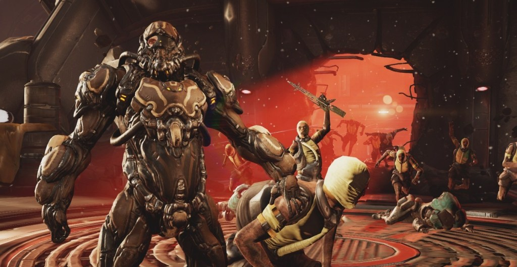 Warframe turns 6 and is bigger than ever | Page 2 of 2 | VentureBeat