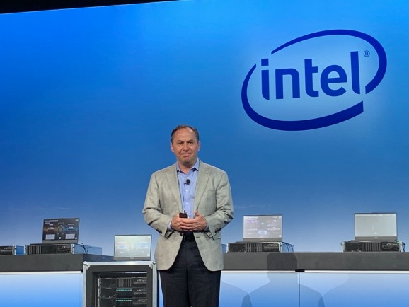 Bob Swan is CEO of Intel.