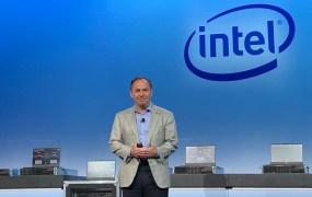 Bob Swan is CEO of Intel.