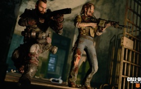 Call of Duty: Black Ops 4's battle royale mode features zombies on Alcatraz.