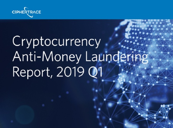 CipherTrace says crypto scams surpassed $1.2 billion in Q1 2019.