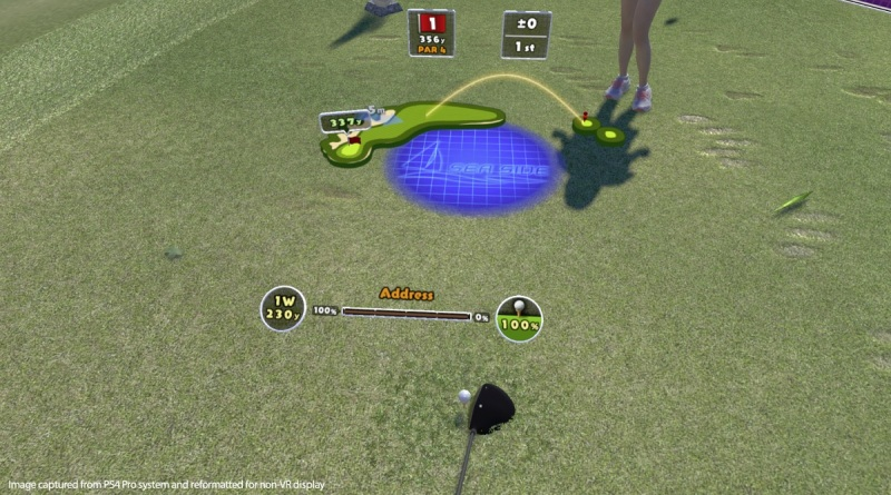 Everybody's Golf VR hands-on -- A game anybody can play | VentureBeat