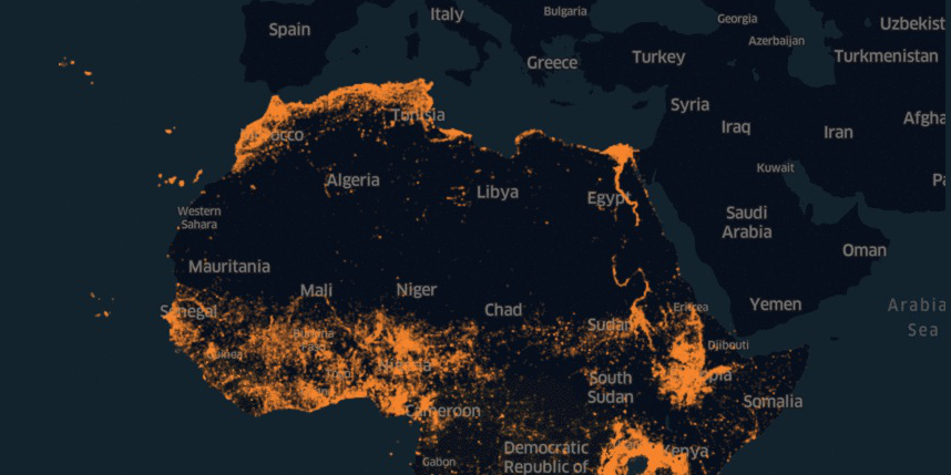 Facebook AI researchers want to map Earth's population using