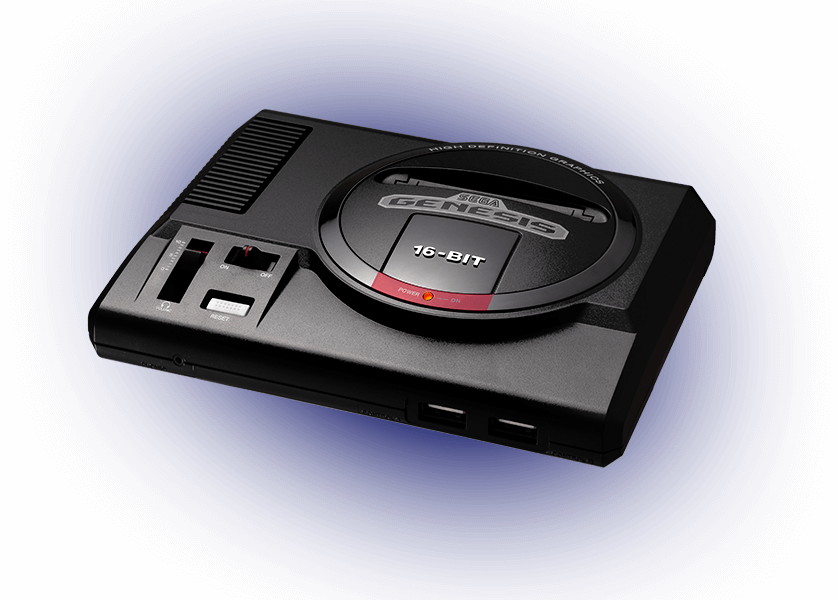 Genesis Mini.