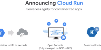 Google announces Cloud Run for open and portable serverless compute