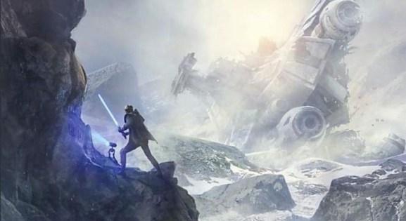 Star Wars Jedi: Fallen Order.