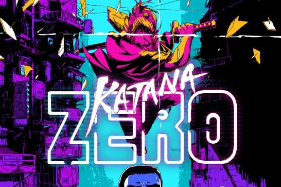 Katana Zero is cool.
