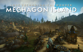 Mechagon is one of two new zones.