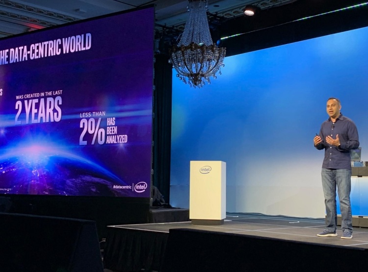 Navin Shenoy is EVP of the data center group at Intel.