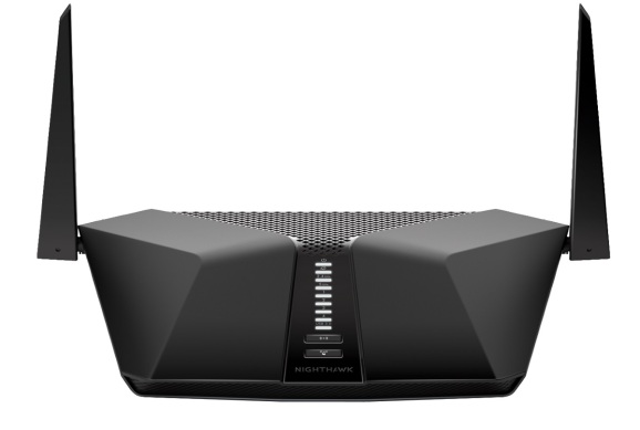 One of Netgear's latest WiFi 6 routers.