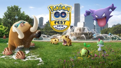 Niantic lines up real-world global events for Pokémon Go
