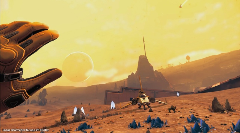 No Mans Sky Review 2020.No Man S Sky Beyond Vr Hands On A Huge Galaxy In Virtual