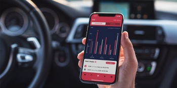 How Gridwise uses data and real-time alerts to help Uber drivers earn more