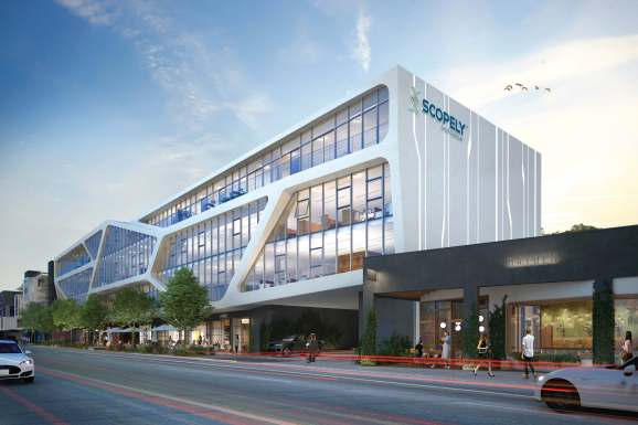 Scopely has expanded to a 60,000-square-feet space in Culver City.
