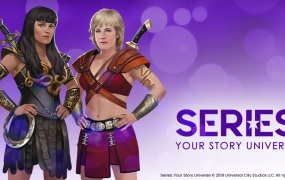 Xena: Warrior Princess is one of many narratives in Series: Your Story Universe.
