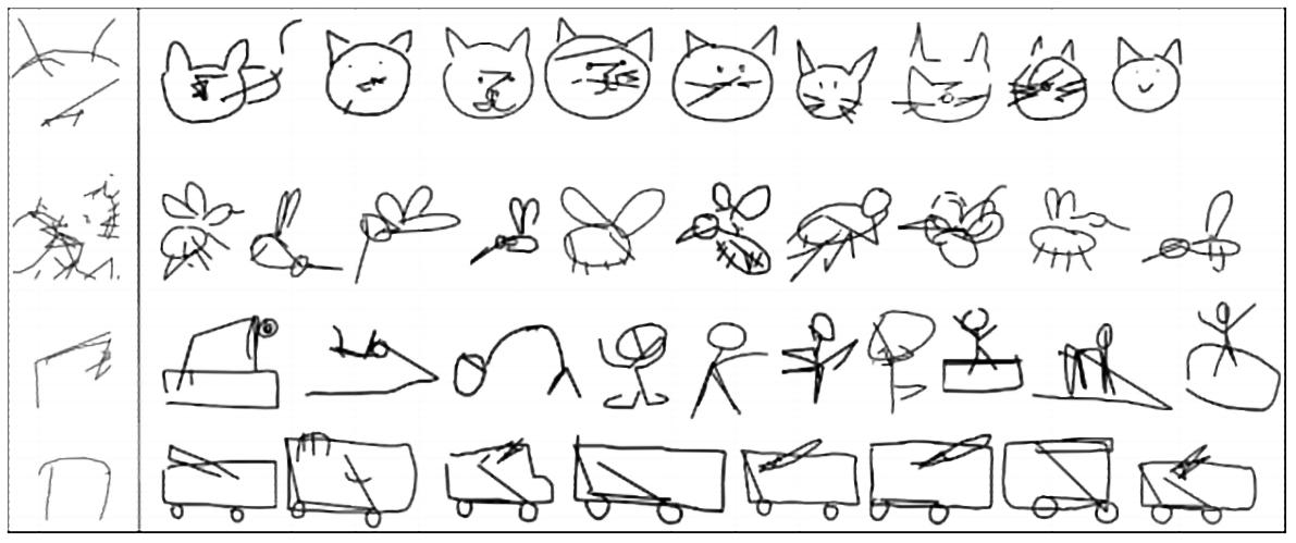 AI Sketches Cats, Firetrucks, Mosquitos, and Yoga Poses