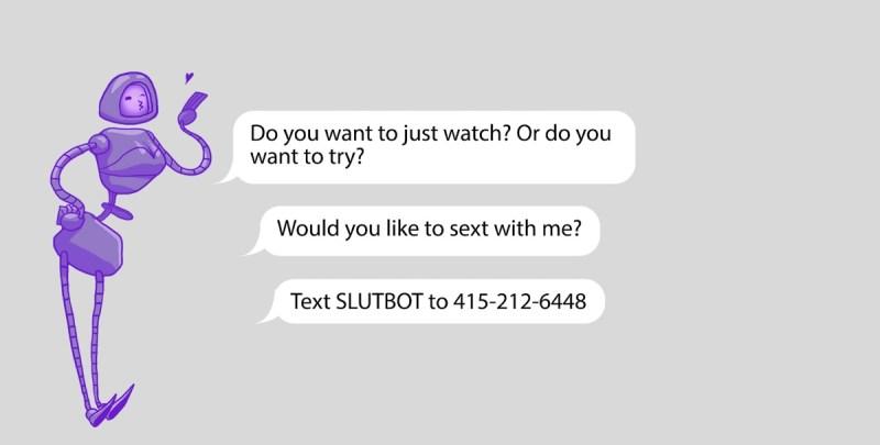 Gay Sex chatbot