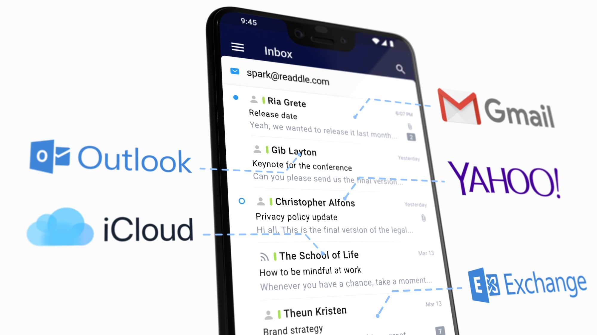Readdle brings free Spark email app to Android, promises no ads or