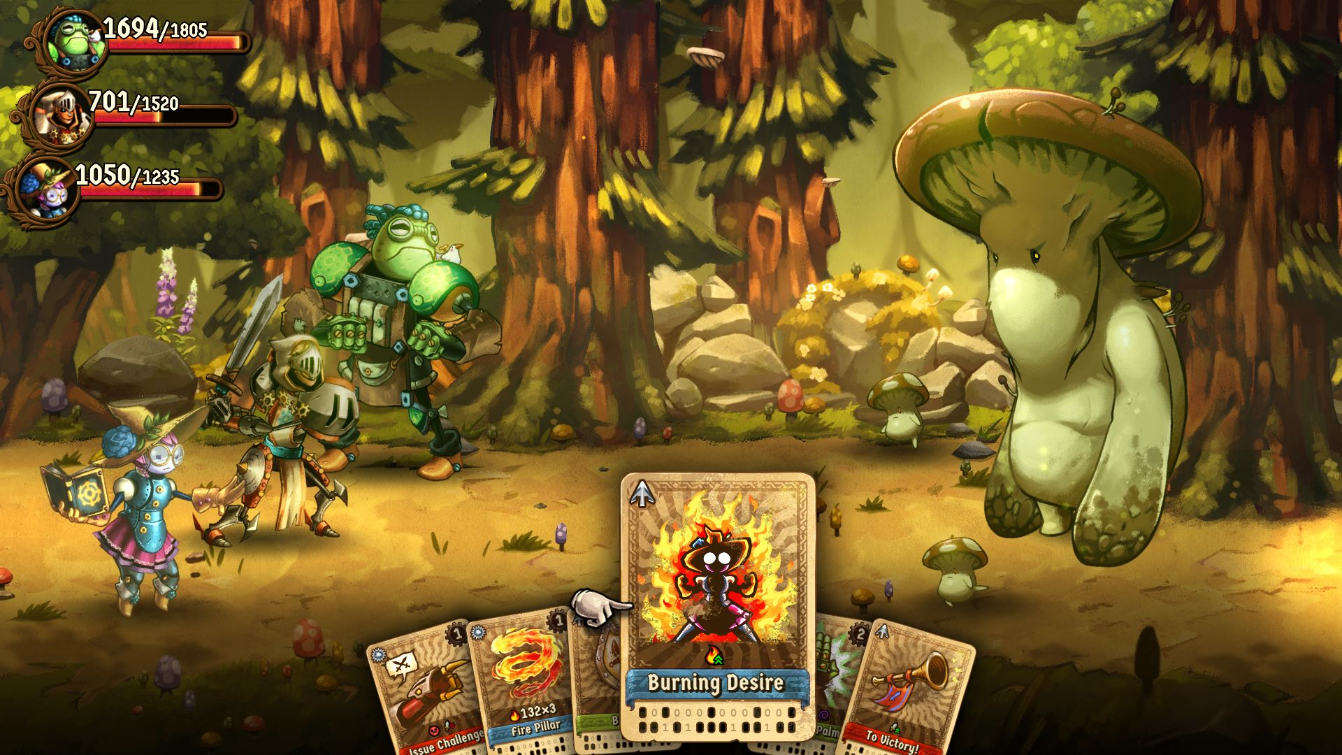 Steamworld Quest (believe in the clockwork heart of the cards) Steamworld-quest-announced-2