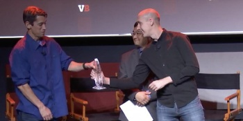 Insomniac's Ted Price nabs the second annual GamesBeat Visionary Award