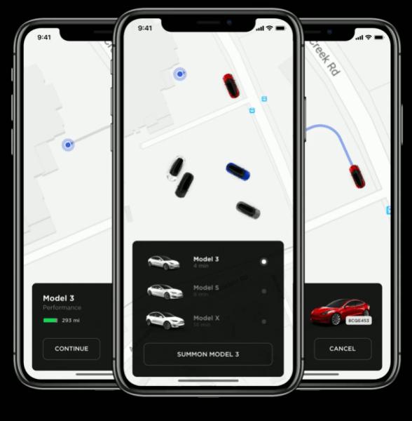 Tesla robo-taxi